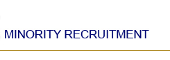 Minority Recruitment